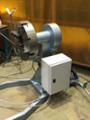 Benco Mobile Rotary Welding Positioner